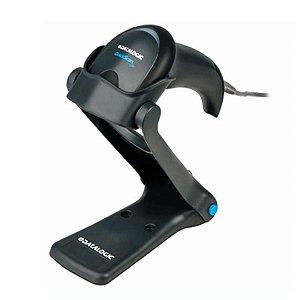 LEITOR CODIGO DE BARRAS DATALOGIC QUICKSCAN IMAGER COM SUPORTE QW2100 USB