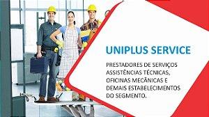 SISTEMA UNIPLUS SERVICE - Solução para Prestadores de Serviço, Assistências Técnicas e Oficinas Mecânicas