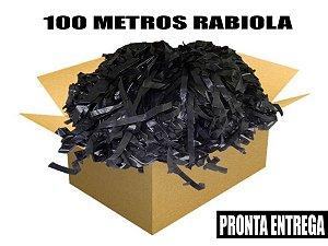 RABIOLA PRONTA PRETA PCT COM 100 METROS