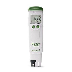 Medidor de pH/EC/TDS/Temperatura para Hidroponia – GroLine - HI98131