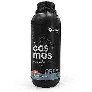 Cosmos DLP 405nm - Grey - 1Litro | Resina para Impressão 3D
