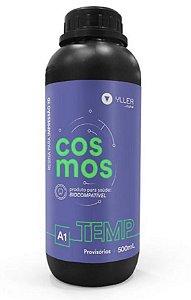 Cosmos Temp A1- Resina de impressão 3D Biocompatível para Provisórios - 500mL