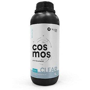 Cosmos SLA 405nm - Clear - 1Litro | Resina para Impressão 3D