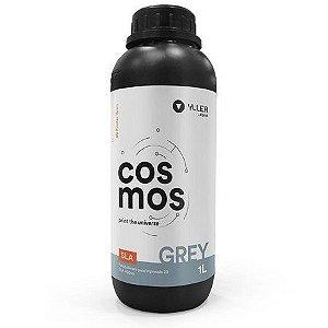 Cosmos SLA 405nm - Grey - 1Litro | Resina para Impressão 3D