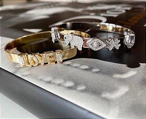 Bracelete Amuleto Prata 925
