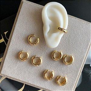 Piercing Encaixe Gold