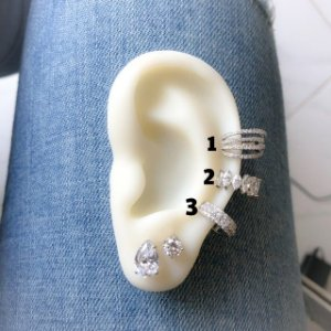 Piercing 1 PRATA925