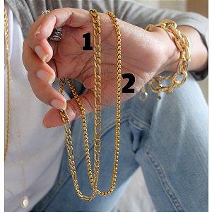 New!! Colar Gold 1 (40 cm)