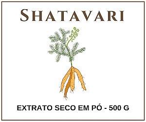 Shatavari 100% Puro 500 Gramas Em Pó Vitalidade Fertilidade