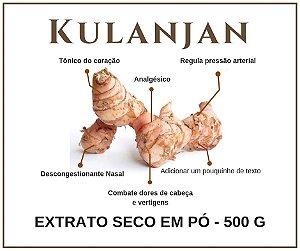 Kulanjan (Gengibre Galanga) 100 gramas