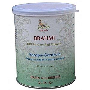 Brahmi Gotukola 250mg - 108 cpas