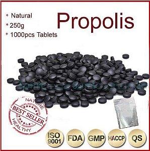 Própolis 100% puro - 1.000 tablets de 250mg