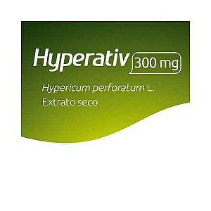 Hyperativ  300mg 45 Cápsulas (Hypericum perforatum) BIONATUS