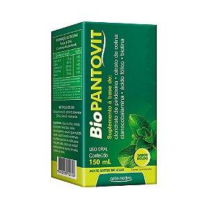 Biopantovit (Boldo + Complexo B) Solução Oral ARTE NATIVA 150ml