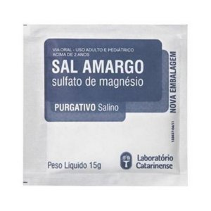 Sal Amargo CATARINENSE 15g
