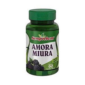 Amora Miura SEMPREBOM 400mg 90 Cápsulas