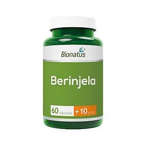 Berinjela BIONATUS 230mg 60 Cápsulas (+10 Grátis)