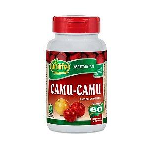 Camu-Camu UNILIFE 500mg 60 Cápsulas Vegetais