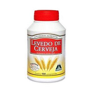 Levedura de Cerveja MEDIERVAS 450mg 400 Comprimidos