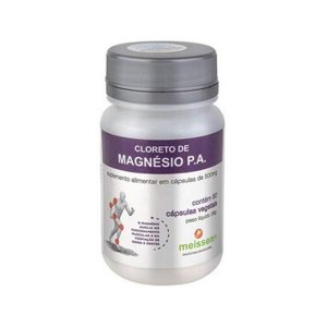 CLORETO DE MAGNESIO PA 60CAPS MEISSEN
