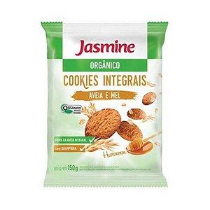 Cookies Integrais de Aveia e Mel Orgânico JASMINE 150g