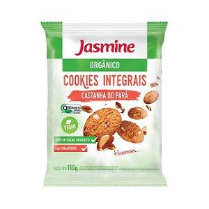 Cookies Integrais de Castanha do Pará JASMINE Orgânico 150g
