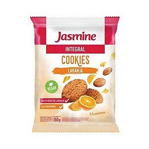 Cookies Integrais de Laranja JASMINE Vegano 150g