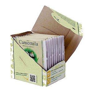 Chá de Camomila em Sachê CHAMEL 10 Unidades