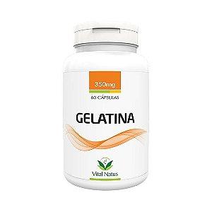 Gelatina  350mg 60 Cápsulas VITAL NATUS