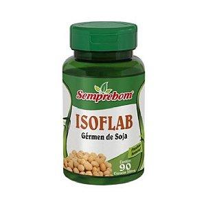 Isoflab Gérmen de Soja SEMPREBOM 500mg 90 Cápsulas