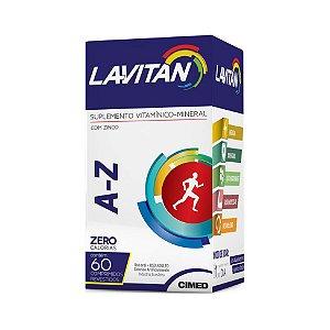 Lavitan A-Z CIMED 60 Comprimidos
