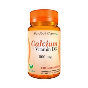 Calcium + D3 VITAL NATUS 120 Comprimidos