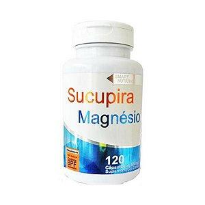 Sucupira + Magnésio 4 ELEMENTOS 500mg 120 Cápsulas