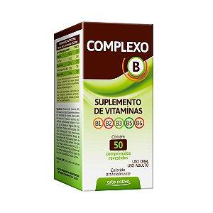 Complexo B ARTE NATIVA 50 Comprimidos