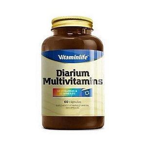 Diarium Multivitamins 60 cápsulas VITAMINLIFE
