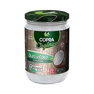 Óleo de Coco Extravirgem COPRA Orgânico 500ml