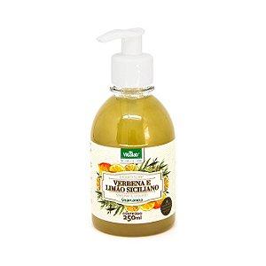 Sabonete Líquido de Verbena e Limão Siciliano VITALAB 250ml