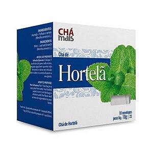 Chá Hortelã CHÁ MAIS 10 Sachês