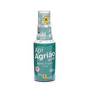 ApiAgrião Spray de Própolis Mel e Agrião APIS FLORA 30ml
