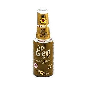 ApiGen Spray de Própolis Mel e Gengibre APIS FLORA 30ml