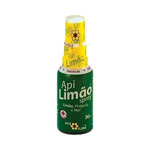 ApiLimão Spray de Própolis Mel e Limão APIS FLORA 30ml