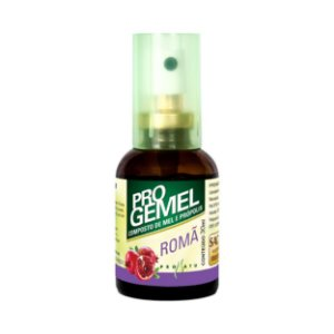 Progemel Spray de Própolis Mel e Romã PRONATU 30ml