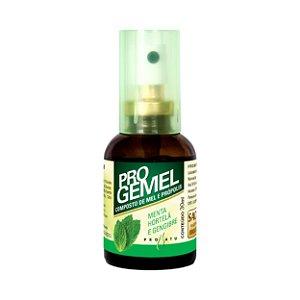 Progemel Spray de Própolis Mel Menta Hortelã Gengibre PRONATU 30ml
