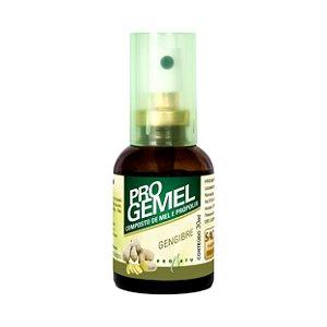 Progemel Spray de Própolis Mel e Gengibre PRONATU 30ml