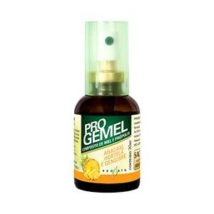 Progemel Spray de Própolis Mel Abacaxi Hortelã Gengibre PRONATU 30ml