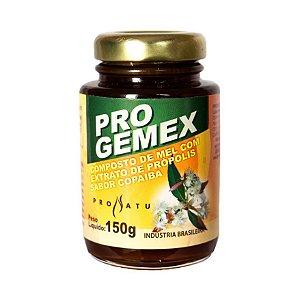 Progemex Composto de Mel Extrato de Própolis e Copaiba PRONATU 150g