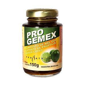 Progemex Composto de Mel Extrato de Própolis e Limão PRONATU 150g