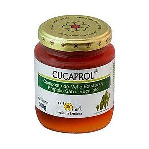 Eucaprol Composto de Mel Extrato de Própolis e Eucalipto APIS FLORA 300g