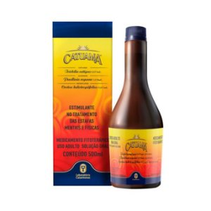 Catuama (Catuaba + Marapuama + Guaraná) CATARINENSE 500ml