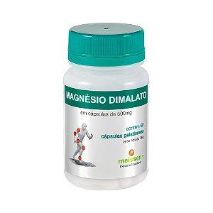 Magnésio Dimalato MEISSEN 500mg 60 Cápsulas